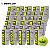 """It is """"one (30 cans /60 ball) tennis ball [with two] FORT"""" (Fort) DUNLOP (Dunlop)"""