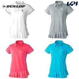 【全品10%OFFクーポン対象】スリクソン SRIXON テニスウェア レディース ポロシャツ SDP-1021W 2020SS [ポスト投函便対応]