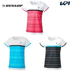 スリクソン SRIXON テニスウェア レディース ゲームシャツ SDP-1026W 2020SS [ポスト投函便対応]