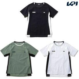 【全品10%OFFクーポン対象】エレッセ Ellesse テニスウェア メンズ Game Shirts ゲームシャツ EM00320 2020FW [ポスト投函便対応]