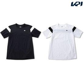 エレッセ Ellesse テニスウェア メンズ Practice Shirrs プラクティスシャツ EM00322 2020FW 8月発売予定※予約 [ポスト投函便対応]
