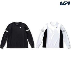 エレッセ Ellesse テニスウェア メンズ Shot Shirts ショットシャツ EM00351 2020FW 8月発売予定※予約 [ポスト投函便対応]