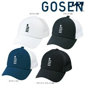 【全品10%OFFクーポン対象】ゴーセン GOSEN テニスキャップ・バイザー メッシュキャップ C1800