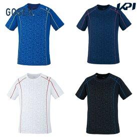 【全品10%OFFクーポン対象】ゴーセン GOSEN テニスウェア ユニセックス ゲームシャツ T2006 2020SS [ポスト投函便対応]