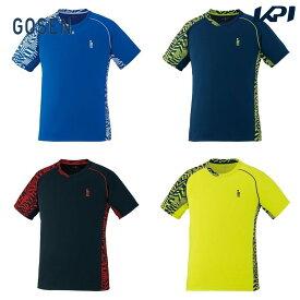 【全品10%OFFクーポン▼】ゴーセン GOSEN テニスウェア ユニセックス ゲームシャツ T2008 2020SS