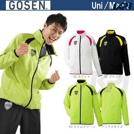 【全品10%OFFクーポン▼】GOSEN(ゴーセン)「ユニセックス ライトウィンドジャケット UY1500」テニスウェア「SS」