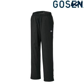 It is going to release it in the GOSEN GOSEN tennis wear unisex wind warmer underwear (back raising) UY1802 2018FW end of August ※Reservation