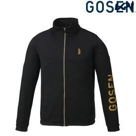ゴーセン GOSEN テニスウェア ユニセックス ニットジャケット W1800 2018FW