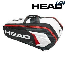 【全品10%OFFクーポン対象】【均一セール】『即日出荷』ヘッド HEAD テニスバッグ・ケース Djokovic 9R Supercombi 283048 「あす楽対応」