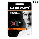 【全品10%OFFクーポン対象】ヘッド HEAD テニス振動止め Zverev Dampener 2 pcs Pack ズベレフ ダンプナー 285120 […