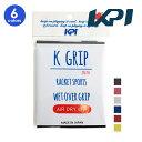 「あす楽対応」ケーピーアイ KPI テニスグリップテープ K GRIP オーバーグリップ 高吸水性タイプ 3本入 KPIオリジナル…