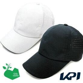 【全品10%OFFクーポン】「あす楽対応」KPI(ケイピーアイ)「Uniメッシュエアプレミアムキャップ AYHA1403」 KPIオリジナル商品 『即日出荷』 夏用 軽量 テニス 帽子