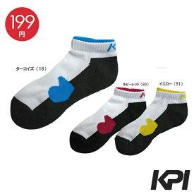 「あす楽対応」KPI(ケイピーアイ)「Ladies' レディースアンクルソックス F13P09」テニスウェア KPIオリジナル商品『即日出荷』
