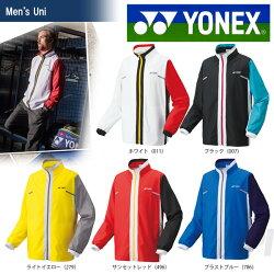 ヨネックスYONEXテニスセット商品ユニセックス上下セット裏地付ウィンドウォーマーシャツ・パンツ52011×80052(ブラック)【10月下旬発送開始※予約】