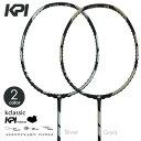【店内最大2000円引クーポン】『即日出荷』KPI(ケイピーアイ)「K classic Badminton バドミントンラケット SpaceGray …