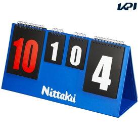 【全品10%OFFクーポン】ニッタク Nittaku 卓球設備用品 JL COUNTER JLカウンター NIT-NT3731