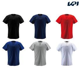 デサント DESCENTE 野球ウェア メンズ ユニフォームシャツ ハーフボタンシャツ DB1012 2019FW