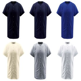 デサント DESCENTE 野球ウェア ジュニア フルオープンシャツ JDB1010 2019FW