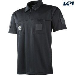 UMBRO(アンブロ)[S/SレフリーシャツUAS6608]サッカーTシャツ