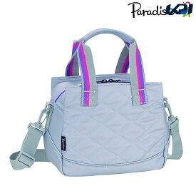 パラディーゾ PARADISO テニスバッグ・ケース 18AWキルトコートバッグ TAA863