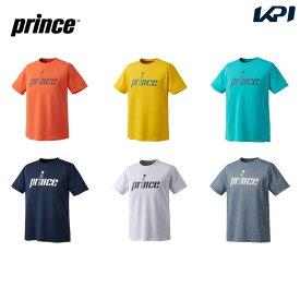 プリンス Prince テニスウェア ユニセックス Tシャツ MS0004 2020SS [ポスト投函便対応]