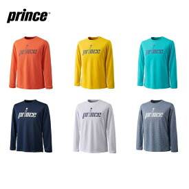 プリンス Prince テニスウェア ユニセックス ロングスリーブシャツ MS0005 2020SS [ポスト投函便対応]