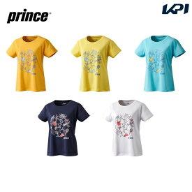 【全品10%OFFクーポン対象】プリンス Prince テニスウェア レディース Tシャツ WS0021 2020SS [ポスト投函便対応]