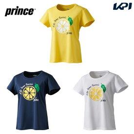 【全品10%OFFクーポン】プリンス Prince テニスウェア レディース Tシャツ WS0022 2020SS [ポスト投函便対応]