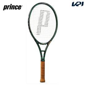 【1万円以上で1000円クーポン&先着10%OFFクーポン】Prince(プリンス)「GRAPHITE OVERSIZE(グラファイト オーバーサイズ)ブラック 7T39P」硬式テニスラケット(スマートテニスセンサー対応)【KPI】