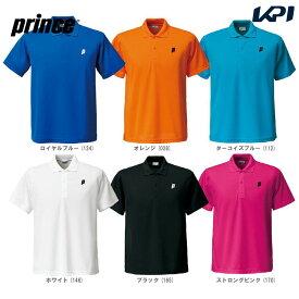 【全品10%OFFクーポン】Prince(プリンス)「TEAM WEAR UNI ゲームシャツ TMU122T」テニスウェア[ポスト投函便対応]