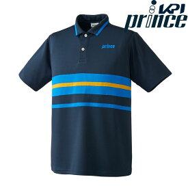 プリンス Prince テニスウェア ユニセックス ゲームシャツ WU8115 2018FW[ポスト投函便対応]