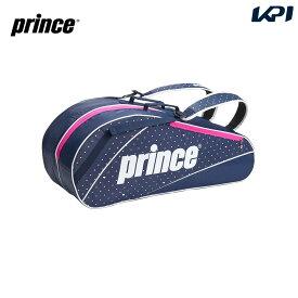 プリンス Prince テニスバッグ・ケース ラケットバッグ6本入 AT971-196
