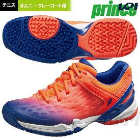 【全品10%OFFクーポン対象▼〜10/15 23:59】Prince(プリンス)「ツアープロゼット III CG(TOUR PRO Z III CG)DPSZC12」オムニ・クレーコート用テニスシューズ