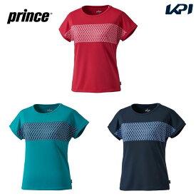 プリンス Prince テニスウェア ジュニア ガールズゲームシャツ JF0006 2020FW [ポスト投函便対応]