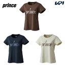 【全品10%OFFクーポン】プリンス Prince テニスウェア レディース Tシャツ WF0059 2020FW [ポスト投函便対応]