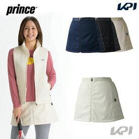 【全品10%OFFクーポン〜9/20】プリンス Prince テニスウェア レディース ハイブリッドスカート WF1853 2021FW