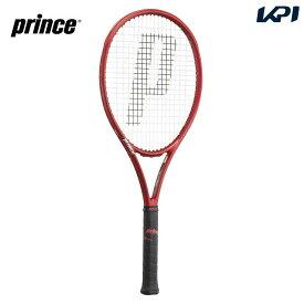 【10%OFFクーポン対象〜8/11】プリンス Prince テニス硬式テニスラケット BEAST 100 ビースト100 (280g) 7TJ100 フレームのみ