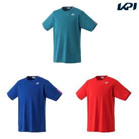 『全品10%OFFクーポン対象』ヨネックス YONEX テニスウェア ユニセックス ゲームシャツ 10304 2019SS