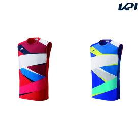 ヨネックス YONEX バドミントンウェア メンズ ゲームシャツ(ノースリーブ) 10310 2019SS[ポスト投函便対応]