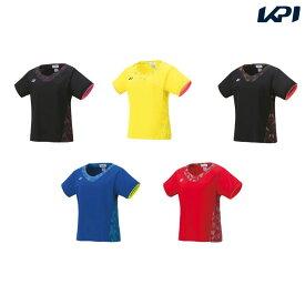 「あす楽対応」ヨネックス YONEX テニスウェア レディース ゲームシャツ 20481 2019SS『即日出荷』 夏用 冷感
