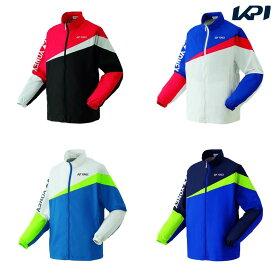 ヨネックス YONEX テニスウェア ジュニア 裏地付ウォームアップシャツ 52020J 2019SS