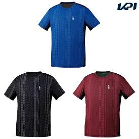 【全品10%OFFクーポン▼】ゴーセン GOSEN テニスウェア ユニセックス ゲームシャツ T1914 2019SS