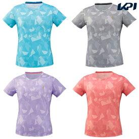 ゴーセン GOSEN テニスウェア レディース ゲームシャツ T1923 2019SS[ポスト投函便対応]