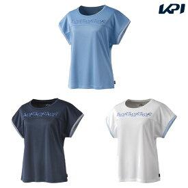 プリンス Prince テニスウェア レディース ゲームシャツ WL9052 2019SS[ポスト投函便対応]