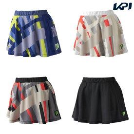 プリンス Prince バドミントンウェア テニスウェア レディース スカート WL9333 2019SS