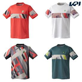 【全品10%OFFクーポン対象】プリンス Prince テニスウェア メンズ ゲームシャツ WU9012 2019SS[ポスト投函便対応]