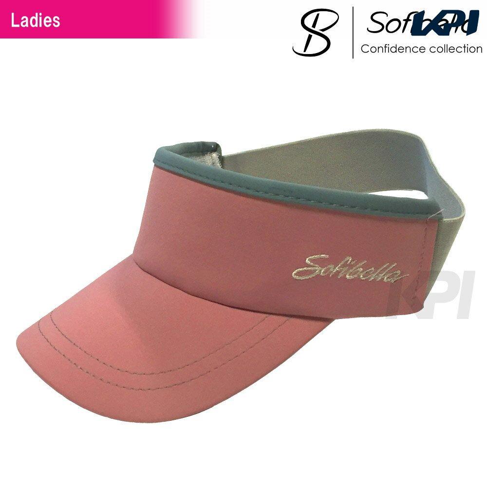 『即日出荷』Sofibella(ソフィベラ)「Focus Collection(フォーカスコレクション) Elastic Visor(エラスティック バイザー) FO3151」テニスウェア「SS」「あす楽対応」【テニコレ掲載】【kpi_d】