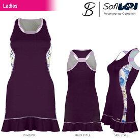 【店内最大2000円クーポン対象】『即日出荷』Sofibella(ソフィベラ)「Perseverance Collection(パーシヴィアレンスコレクション) Tamira Tank Dress PE1509」テニスウェア「SS」「あす楽対応」【KPI】