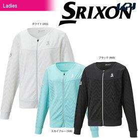 「あす楽対応」スリクソン SRIXON テニスウェア レディース メッシュジャケット SDF-5821W 2018SS 『即日出荷』