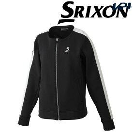 【全品10%OFFクーポン対象】スリクソン SRIXON テニスウェア レディース フリースジャケット SDF-5860W SDF-5860W 2018FW